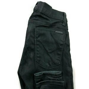 Hudson Coated Krista Super Skinny Jeans